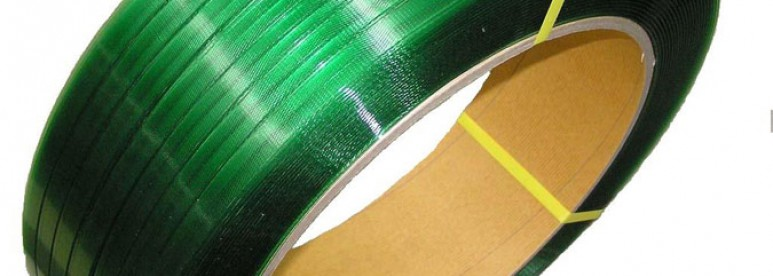 Polyesterové PET vázací pásky