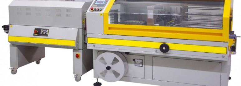 Stroje pro balení do tepelně smrštitelné fólie